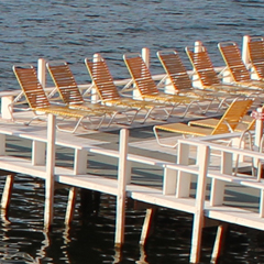 Sun Bathing Dock